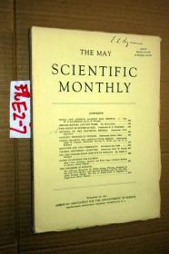 SCIENTIFIC MONTHLY 科学月刊1943年5月 多图片