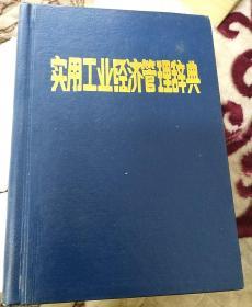 实用工业经济管理辞典