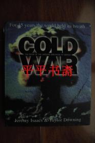 COLD WAR《冷战》(16开精装英文原版画册)