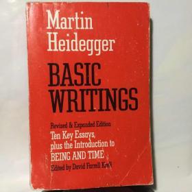 海德格尔选集  Basic Writings