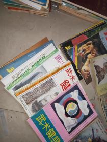 武术健身 1985 1986  1992  全年+1994年双月刊 1  2  3  +双月刊+1989年1  2  3  5  6 +1990年 3   5+1993年6  26本合售