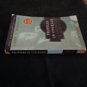 英文书 PROFILES IN COURAGE