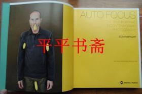 "AUTO FOCUS THE SE-PORTRAIT IN CONTEMPORARY PHOTOGRAPHY《当代摄影中的肖像画自动对焦》(12开精装画册""英文原版""铜版彩印 缺书衣)"