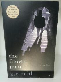 The Fourth Man by K.O. Dahl (犯罪小说/挪威)英文原版书