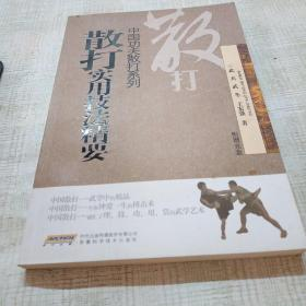 中国功夫散打系列:散打实用技法精要