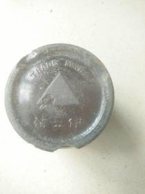 满洲时期伊豆椿药壶