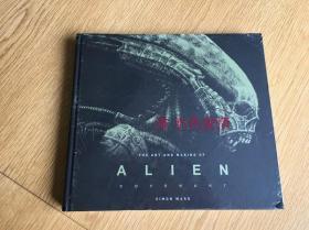 异形契约设定The Art and Making of Alien: Covenant