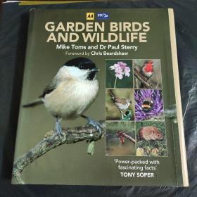 GARDEN BIRDS AND WILDLIFE