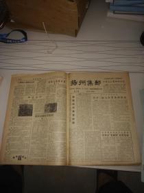 报纸:《扬州集邮》1991年第14期 (早期是报纸形式,后来才改成杂志形式)