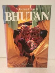 不丹:喜马拉雅佛之国 An Illustrated Guide to Bhutan:Buddhist Fort of the Himalaya (国家与城市)英文原版书