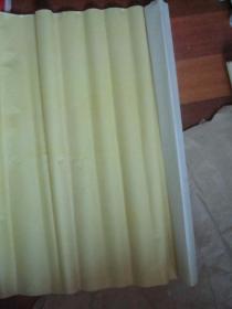 早期 淡黄色纸 (1开6张合卖)(当初比较薄)