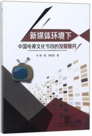 新媒体环境下中国电视文化节目的发展研究