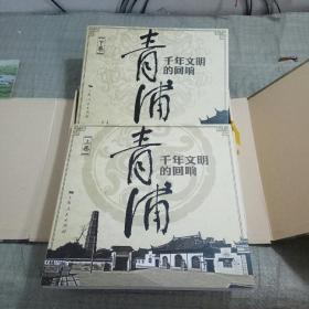 青浦 千年文明的回响【上下卷】盒装