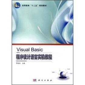Visual_Basic程序设计语言