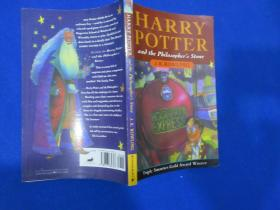 HARRYPOTTER and the Philosopber's Stone/J.K.ROWLING/BLOOMSBURY/printed in Great Britain/208 Pages