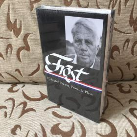 Robert Frost collected poems prose and plays