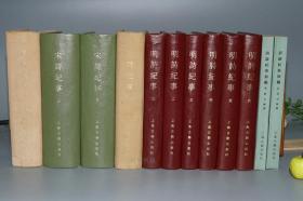 《上海古籍:历代纪事诗》(精装 全套12厚册)1983~1993年皆一版一印 私藏好品★ [含《唐诗纪事》、《宋诗纪事》2册、《金诗纪事》、《元诗纪事》、《明诗纪事》6册、《清诗纪事初编》2册 -中国文学史、中国古典文学 研究必备文献]