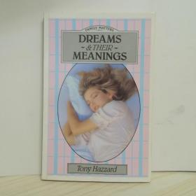 DREAMS THEIR MEANINGS