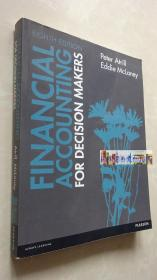 Financial Accounting for Decision Makers 8th edn 正版