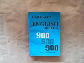 ENGLISH900 BOOK 1-6