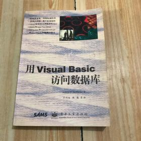 用Visual Basic访问数据库