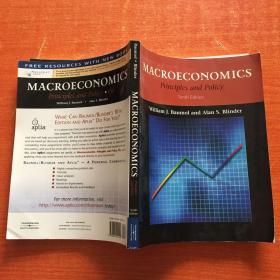 Macroeconomics : Principles and Policy