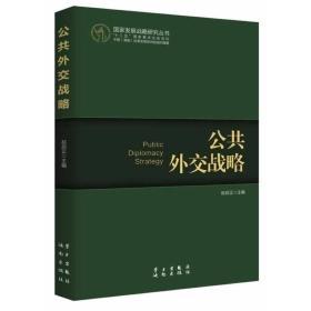公共外交战略(向世界说明中国,让外国公众认识真实的中国,国家发民战略研究丛书)