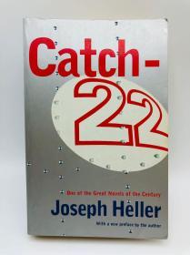 Catch-22 英文原版-《第二十二条军规》