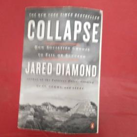 Collapse:How Societies Choose to Fail or Succeed