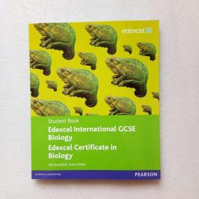 EDEXCEL INTERNATIONAL GCSE BIOLOGY(带光盘)英文原版