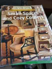 特价现货~ Small Spaces and Cozy Corners