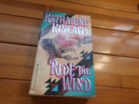 RIDE THE WIND,  KATHARIE KINCAID(乘风而行,凯瑟琳·金凯德)