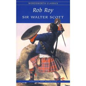 Rob Roy (Wordsworth Classics) 罗布-罗伊傲骨豪情 9781853262531