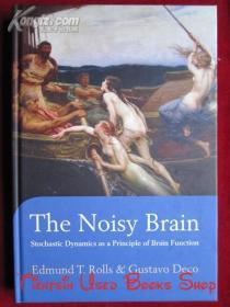 The Noisy Brain: Stochastic Dynamics as a Principle of Brain Function(英语原版 精装本)嘈杂的大脑:作为大脑功能原理的随机动力学