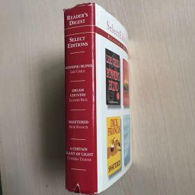 英文原版 reader's digest select editions(Volume 2,2001)精装
