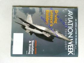 AVIATION WEEK & SPACE TECHNOLOGY 2008/12/01 英文原版航空周刊杂志