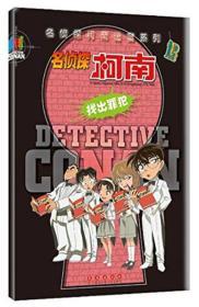名侦探柯南迷宫系列:找出罪犯
