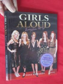 Girls Aloud      (硬精装)  【详见图】