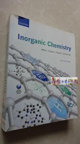 正版  Inorganic Chemistry Mark Weller 6th 第六版