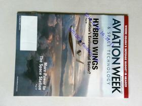 AVIATION WEEK & SPACE TECHNOLOGY 2009/02/02 英文原版航空周刊杂志