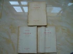 复印报刊专题资料--中国古代史(1978年7--12月 共三本)