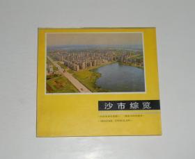 沙市综览  1989年1版1印