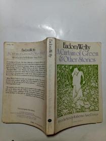 【英文原版】A Curtain of Green: and Other Stories