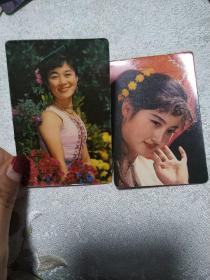 1981年日历卡片