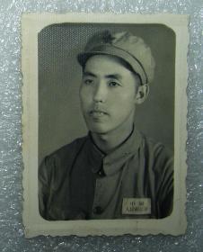 50年代   解放军   老照片.
