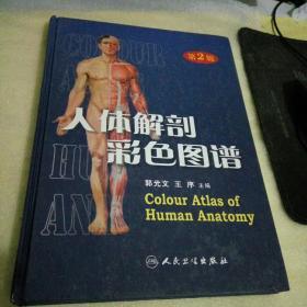 人体解剖彩色图谱【】