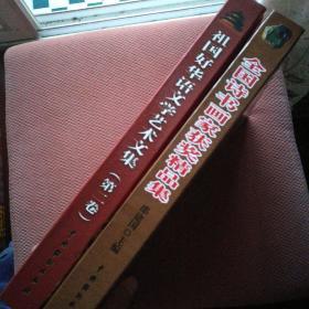 全国诗书画家获奖精品集+祖国好华语文学艺术文集【第二卷】 两本合售