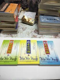 易经例释(2、3、4,三册合售)【经典传统哲学文化丛书 古今卦案研究】