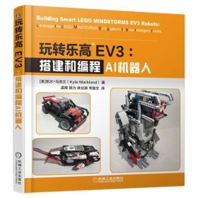 玩转乐高EV3--搭建和编程AI机器人