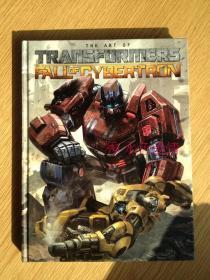 订购 Transformers: Art of Fall of Cybertron 变形金刚艺术设定